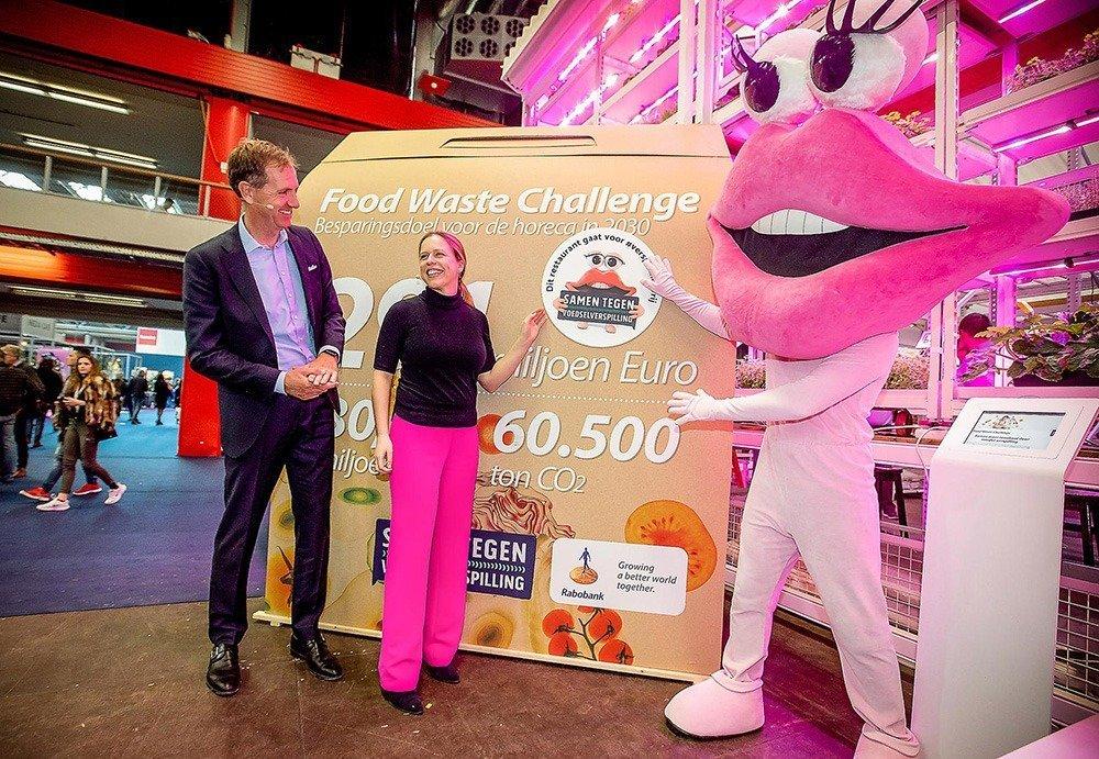 Carola Schouten en de Food Waste Challenge van Samen Tegen Voedselverspilling