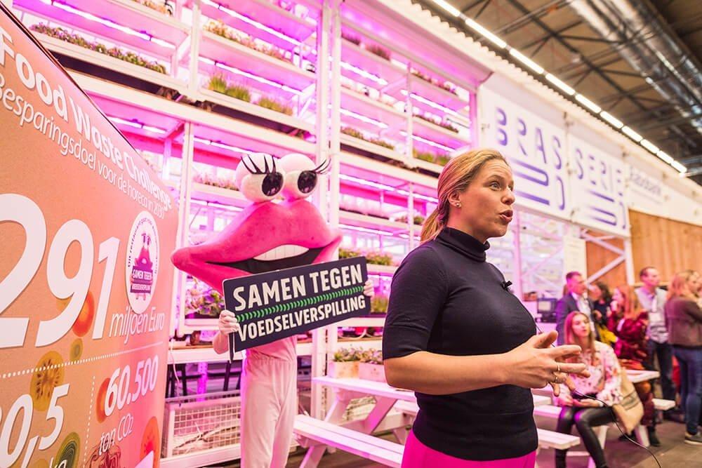 Samen tegen Voedselverspilling met Carola Schouten