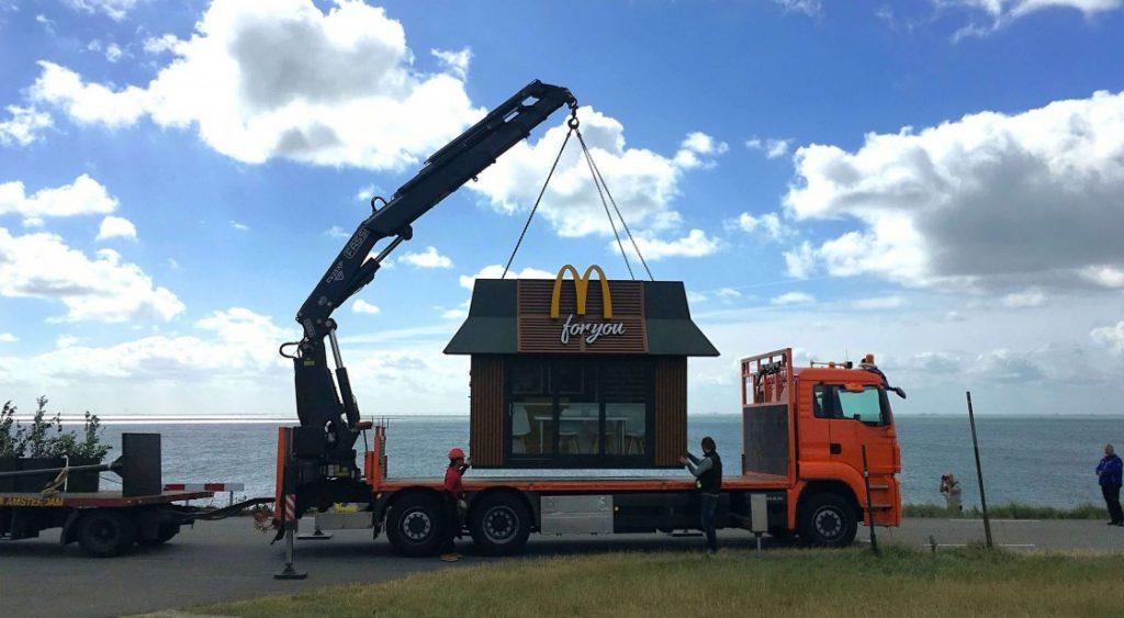 McDonalds For You campagne productie door brandXtension