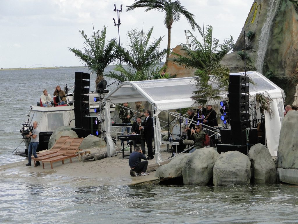 Good Times Island slotfeest optreden Guus Meeuwis