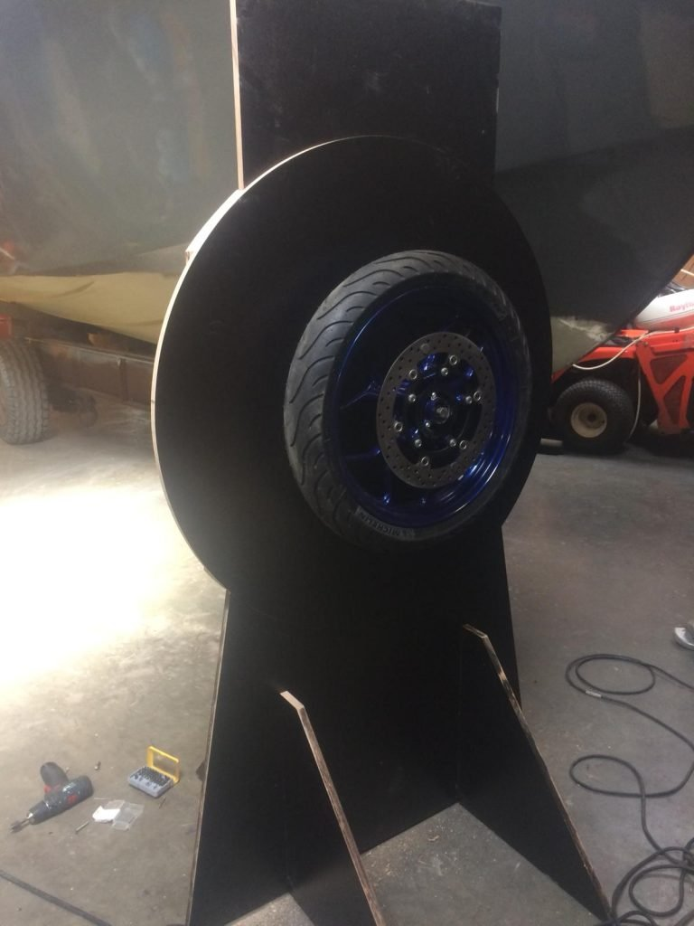 Yamaha wheel of Torque