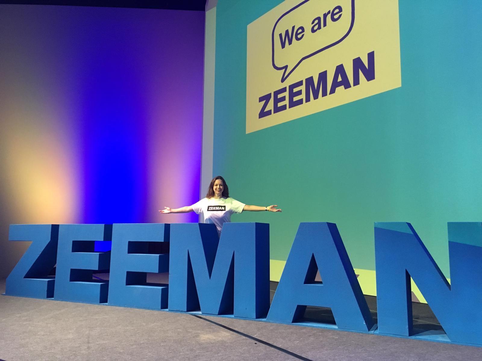 'We Are Zeeman' campagne