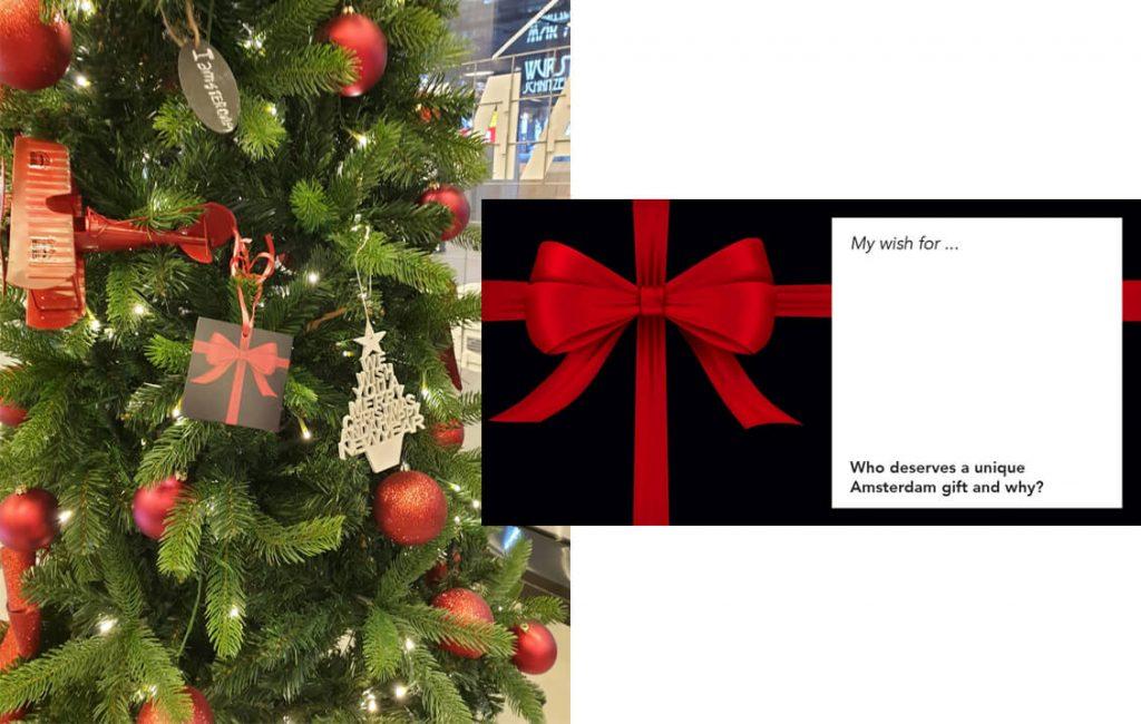 Amsterdam Gift Tree I Amsterdam store